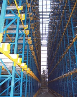 Rack Supported ASRS